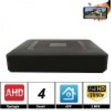 Videoregistratore digitale ibrido - REVOLUTION 4 BLACK